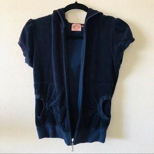 Juicy Couture Velour Vest